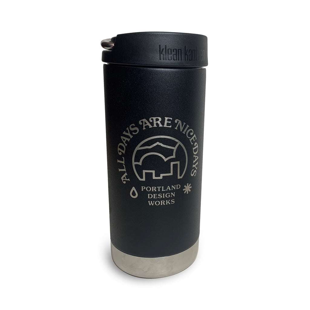 All Days Are Nice Days TKWide Klean Kanteen