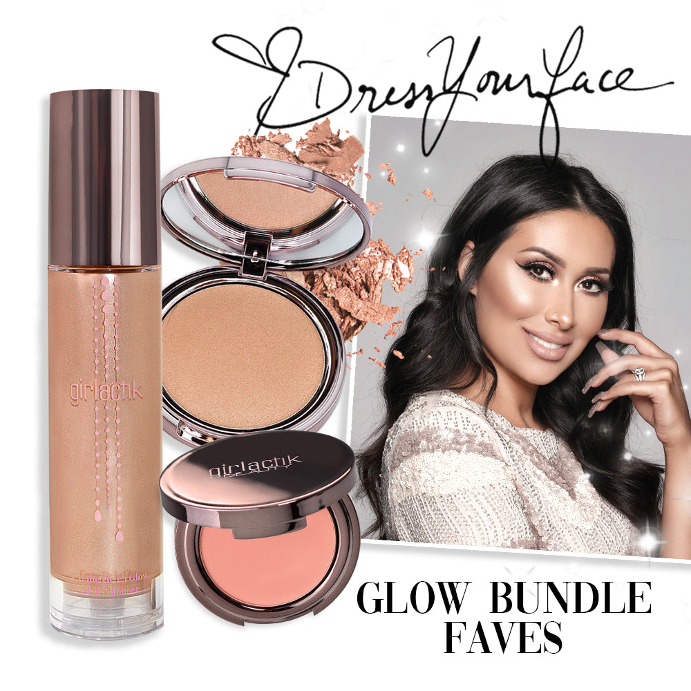 DYF Glow Bundle Faves