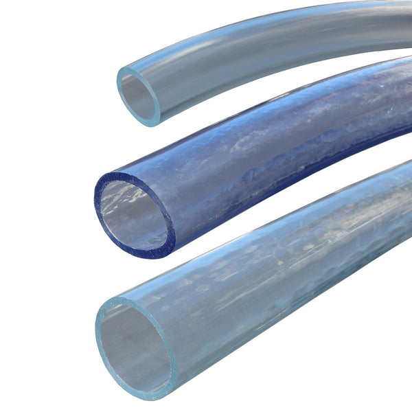 clear fuel hose, gas tubing