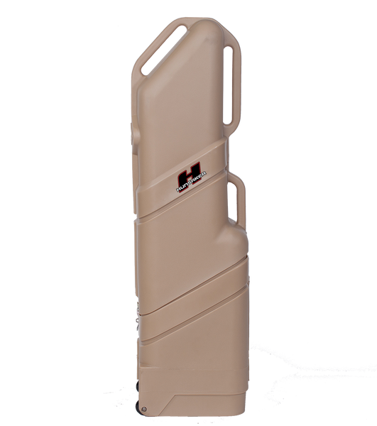 HUNSAKER 5100 Multiple Weapon Hard Case Tan
