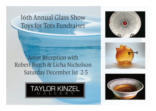 16th Annual Glass Show & Toys for Tots Fundraiser
