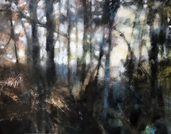 """Into the Woods""   22""x28"""