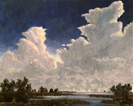 """Storm on the River"""