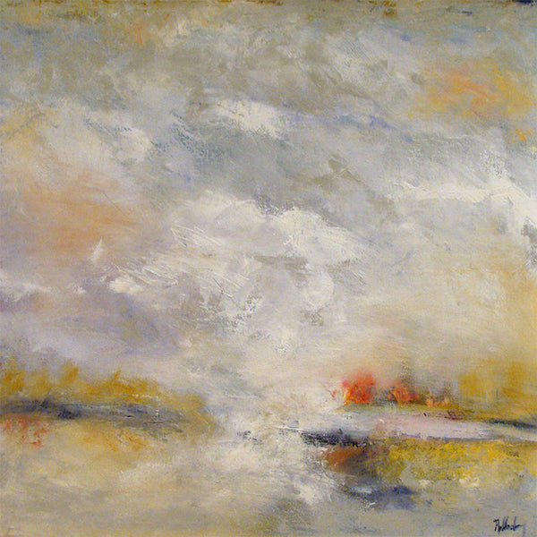 """The Crossing""   30""x30"""