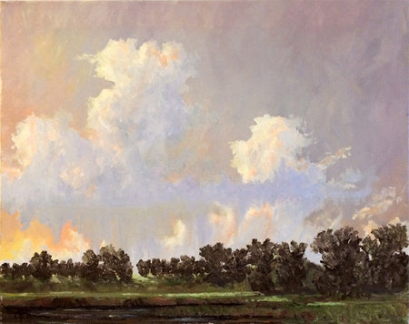 """Evening on the Marsh"""