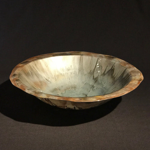"Florentine Bowl - ""Metallic"""