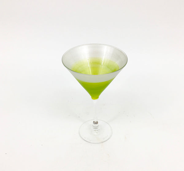 Lime Green Martini-*made to order, please allow two week turn-around