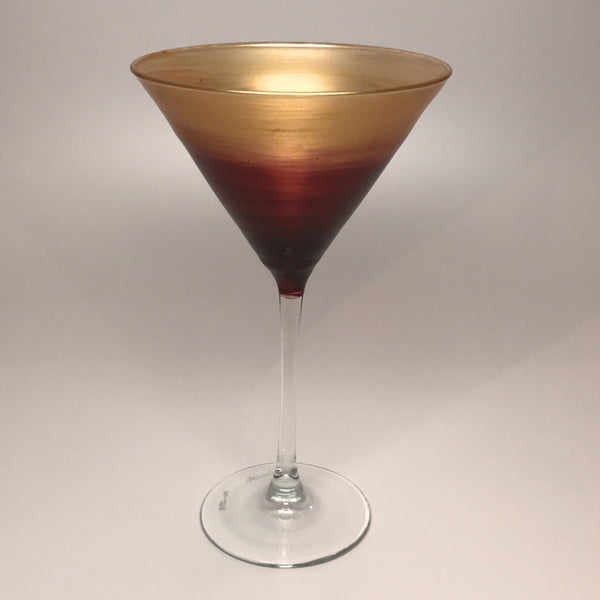Martini - Gold and Ruby