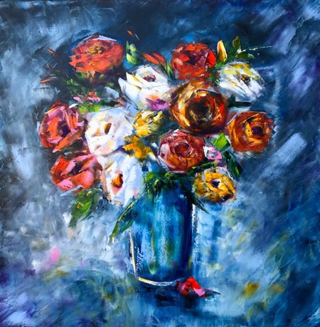 Bunches of Love 40x40