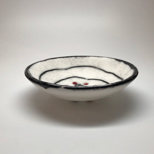 "Sa-17 ""Small Ancient Series Bowl"" 5 x 2 x 5"