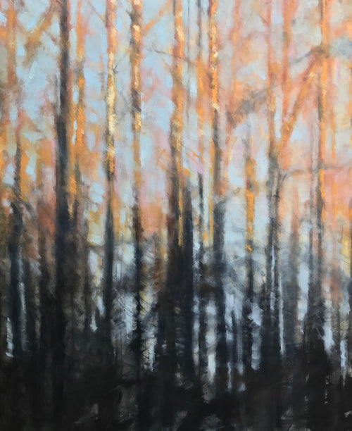 """And Then There Was Light"" 60x72"
