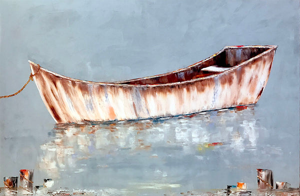 """Calm Waters""   40""x60"""
