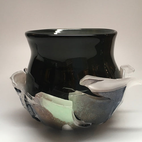 """Fractured Series-Multi Bowl"""