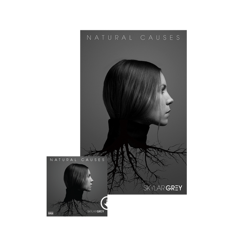 Natural Causes Poster + Digital Album