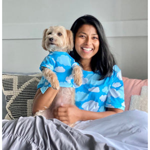 Dog and Owner Cloud 9 Pajamas