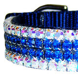 Aurora Seas Dog Collar side view