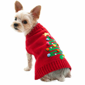 Oh Christmas Tree Dog Sweater