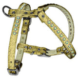 Comfort Dog Harness in gold