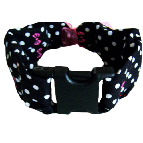 dog cooling collars buckle view