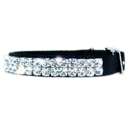 Double Bubble Bling Pet Collar