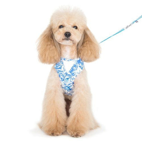 EasyGo Hawaiian Dog Harness for small to large dogs