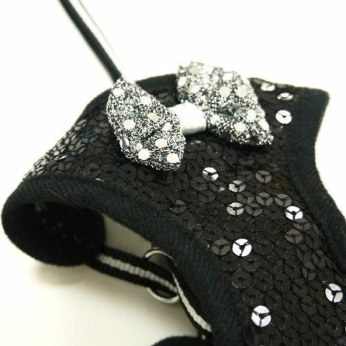 EasyGo Sequin Dog Harness