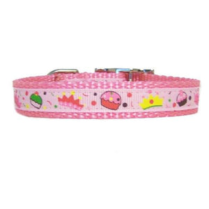 Girly Things Decorative Pet Collar - dog-collar-fancy