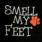 Halloween Dog Shirt - Smell My Feet - Small to Large Dogs - dog-collar-fancy