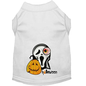 Halloween Dog Shirt - Skull - Small to Large Dogs - dog-collar-fancy