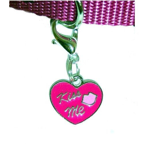 Kiss Me Pretty Crystal Pet Collar
