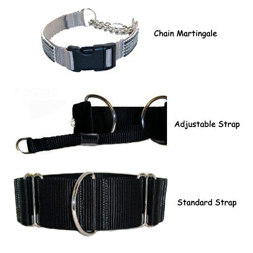 Martingale collar style choices
