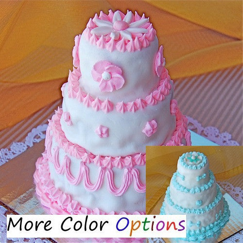 Party Cake for Dogs - Dog Collar Fancy - dog-collar-fancy