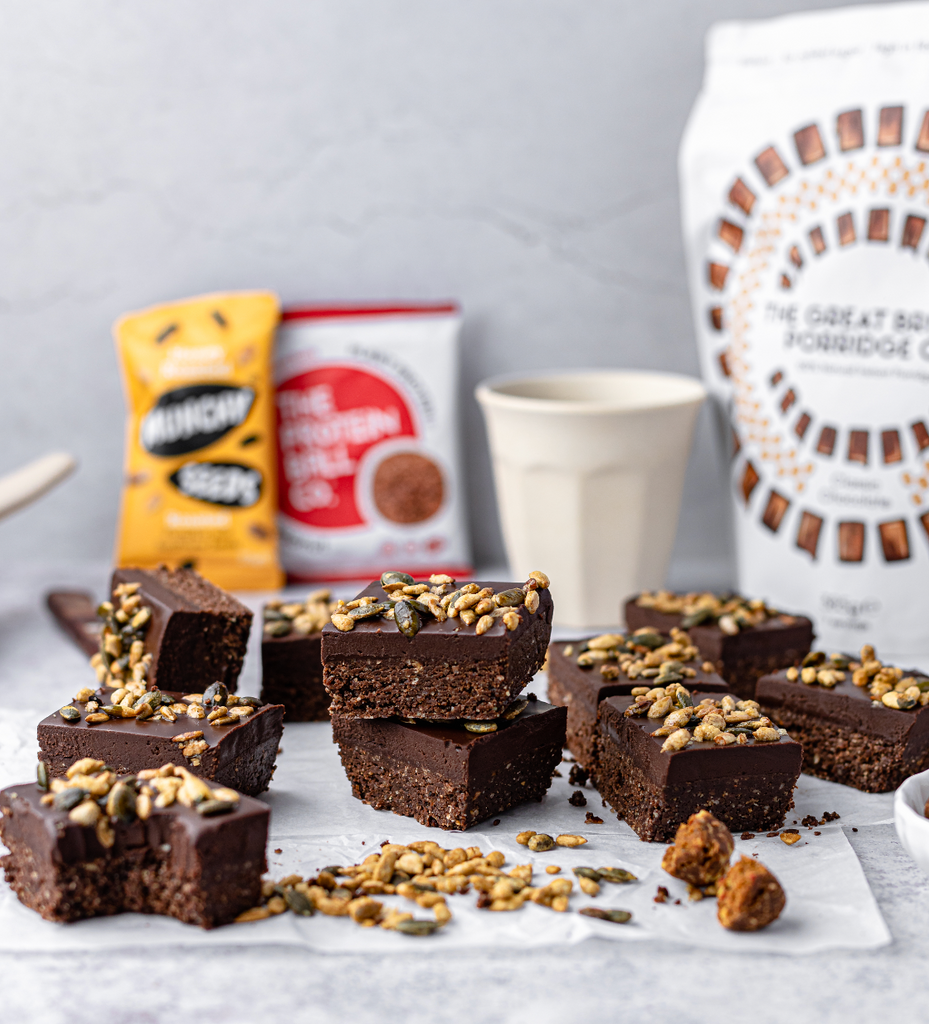 The_Protein_Ball Co_Brownies_Recipe_GlutenFree_Vegan