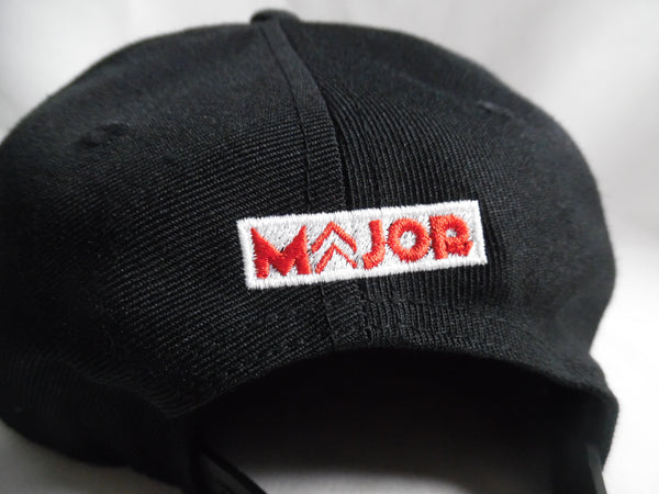 """The Majority"" Black Snapback Hat"