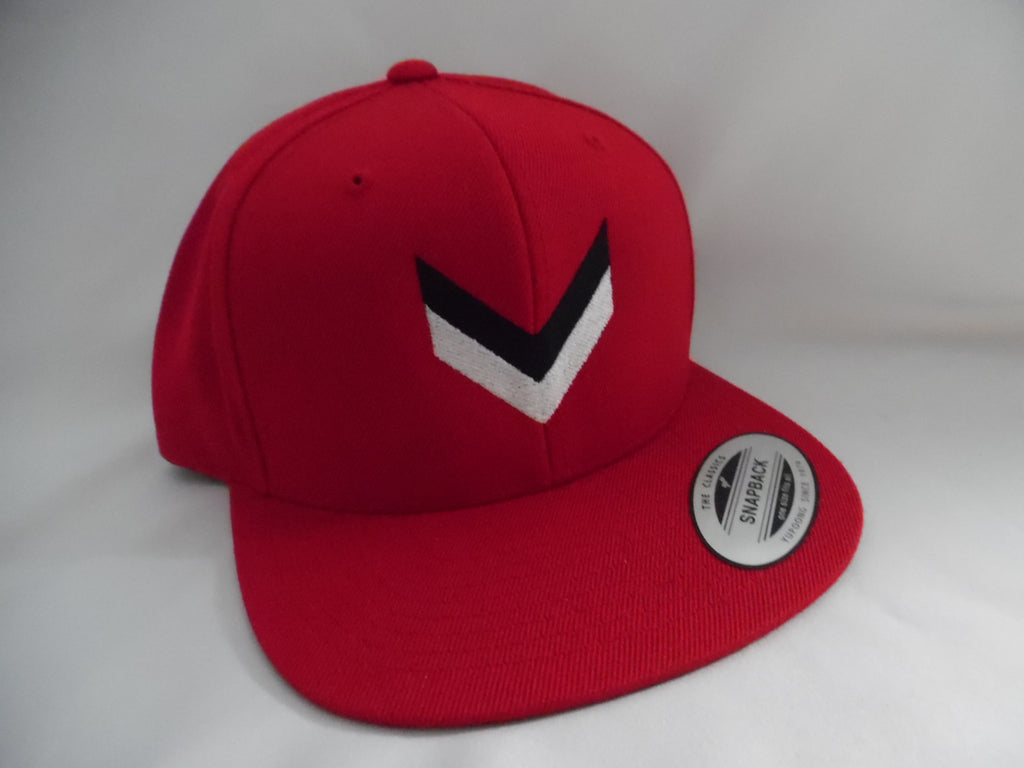 """The Majority"" Red Snapback Hat"