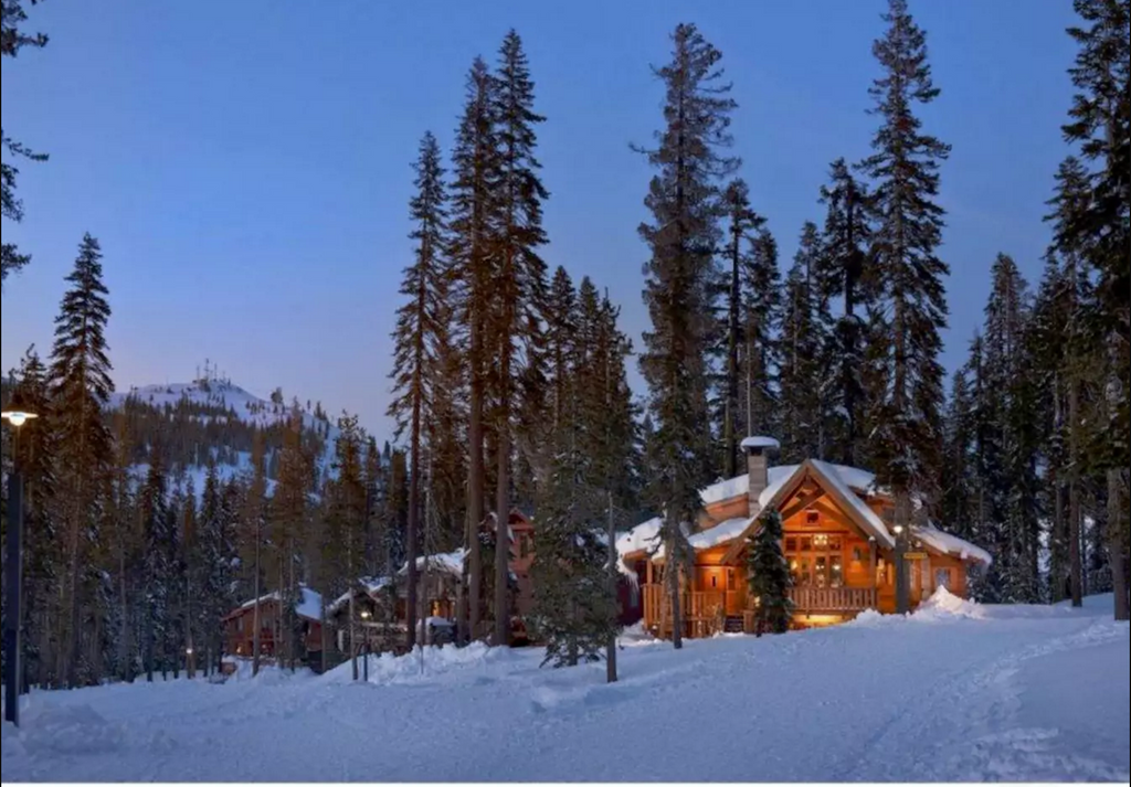 Ski Homes in Lake Tahoe