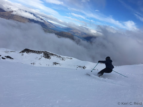 New Zealand Skiing