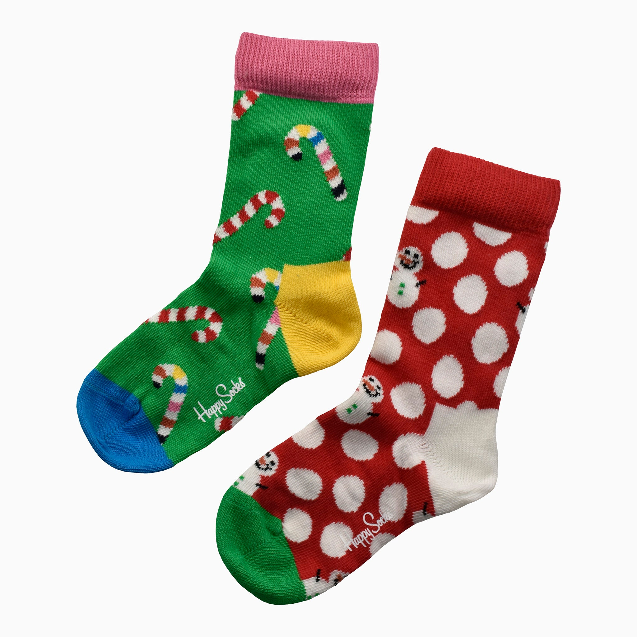 Kids' Holiday Socks Gift Cracker