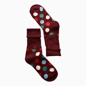 Kids' Big Dot Cozy Socks