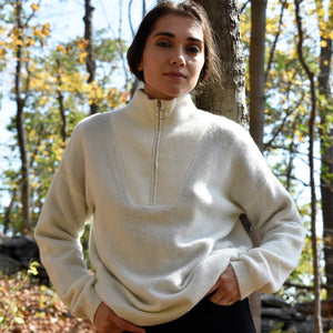 Alpine Zip Sweater