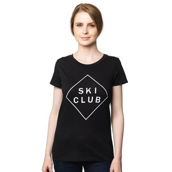 Orsden Women's Ski Club T-Shirt