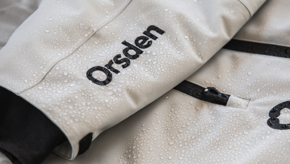 Orsden jacket sleeve
