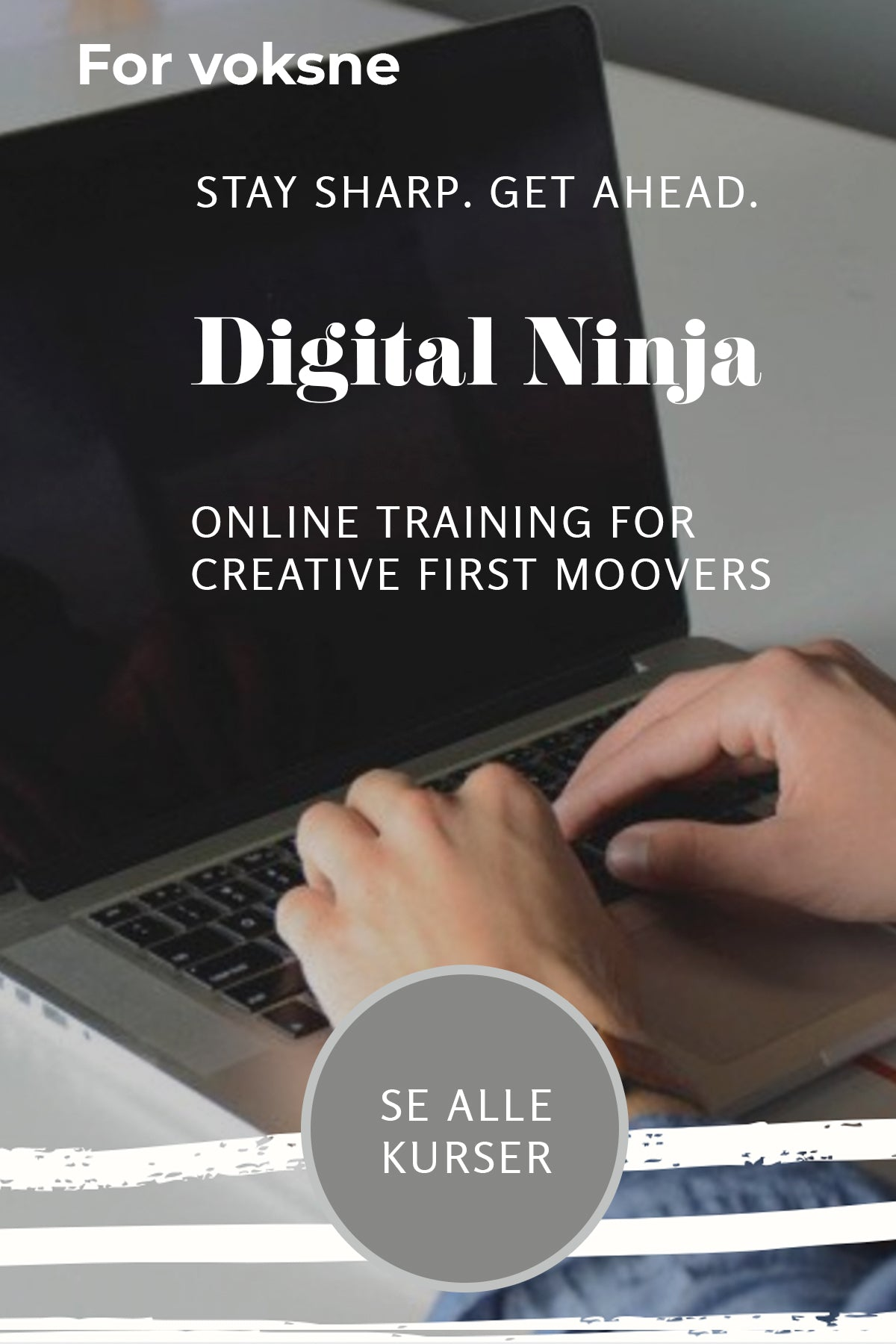 digital ninja marketing branding maiken ingvordsen