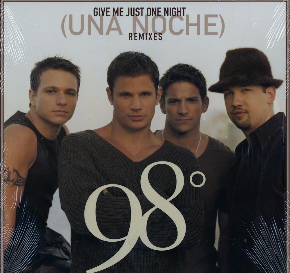 98' - Give Me Just One Night (Una Noche) (Remixes) [12
