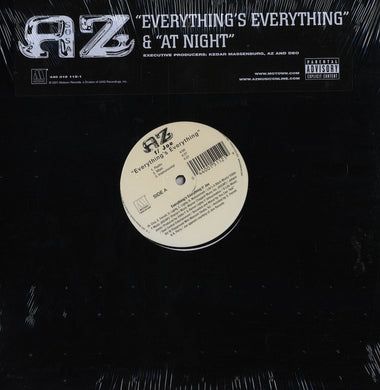 AZ - Everything's Everything/At Night 12