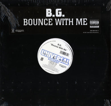 B.G. - Bounce With Me (Single) 12