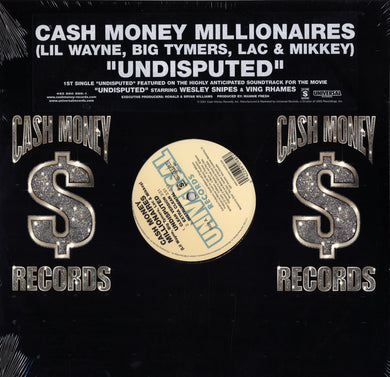 Cash Money Millionaires - Undisputed (Single) [12