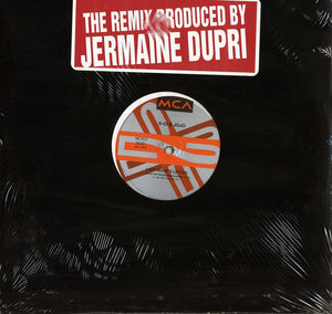 "Jermain Dupri - Last Night's Letter (Remix) 12"" Vinyl"
