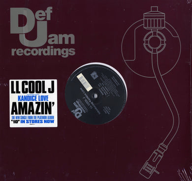 LL Cool J introducing Kandice Love - Amazin'/Born To Love You 12