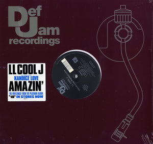 "LL Cool J introducing Kandice Love - Amazin'/Born To Love You (12"" Vinyl)"